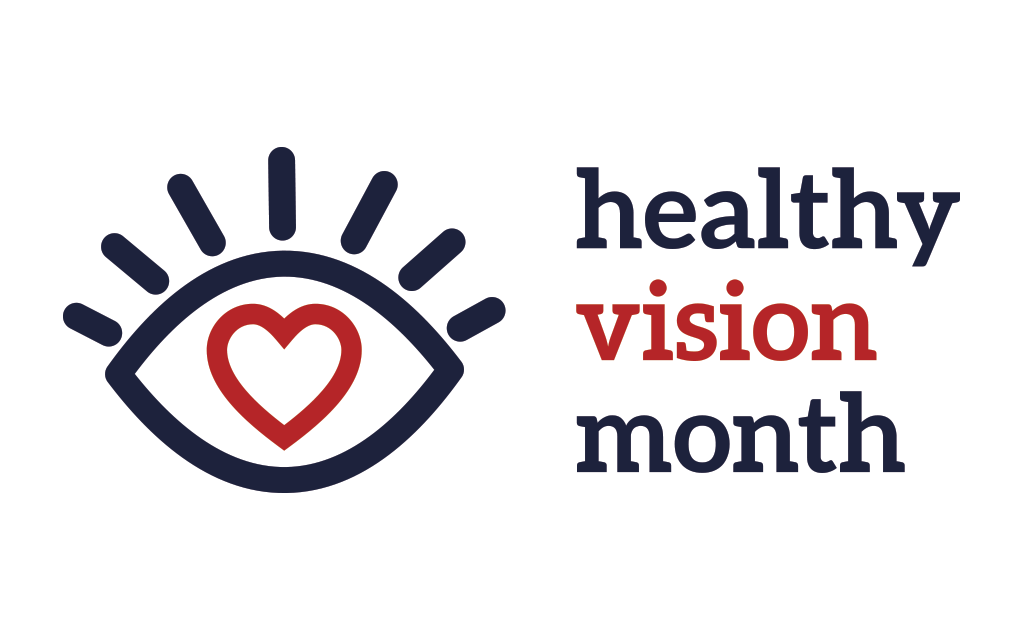 Image result for healthy vision month